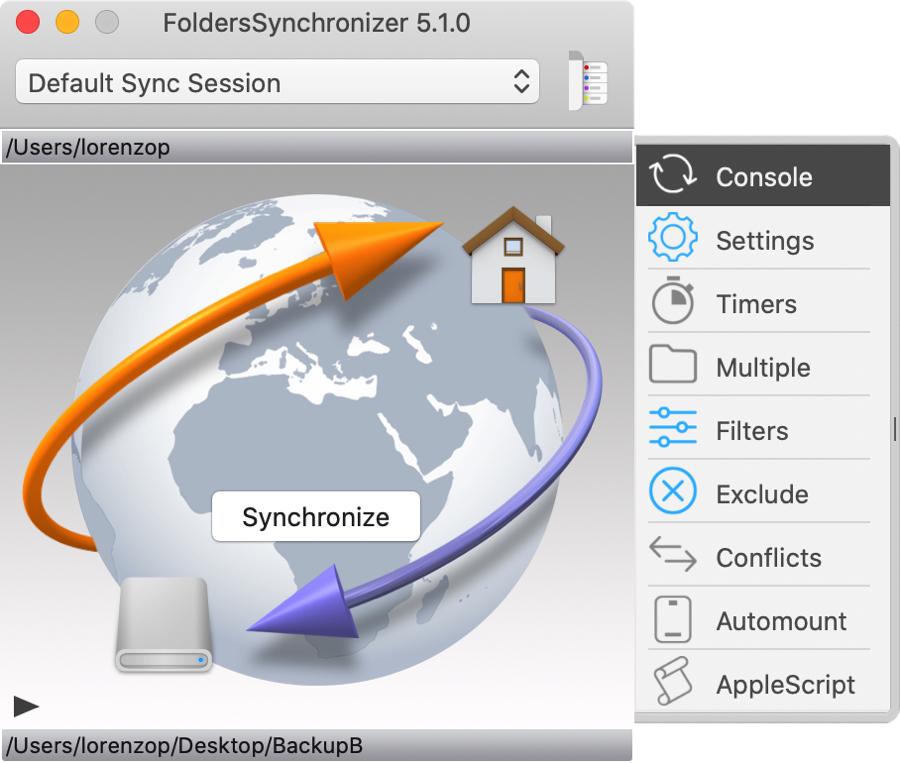 FoldersSynchronizer 5.1, diventa 64bit l'utility per backup e sincronizzazione