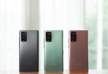 Samsung annuncia Galaxy Note20, Note20 Ultra e Fold2 5G