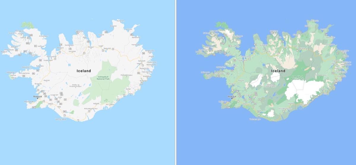 google maps accurata