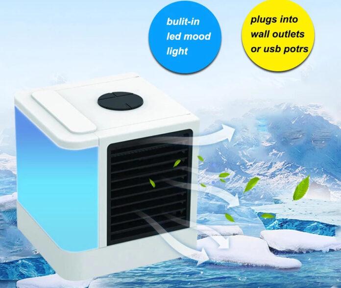 Combatti il caldo con il condizionatore portatile in offerta a 16,99 euro