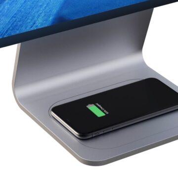 iMac 2020 con ricarica wireless, il concept che stuzzica