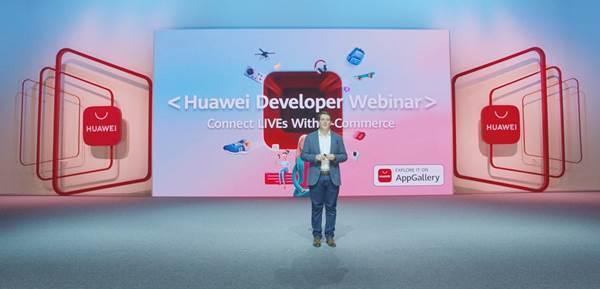 Huawei presenta la soluzione per migliorare l'esperienza dell'e-commerce in live streaming