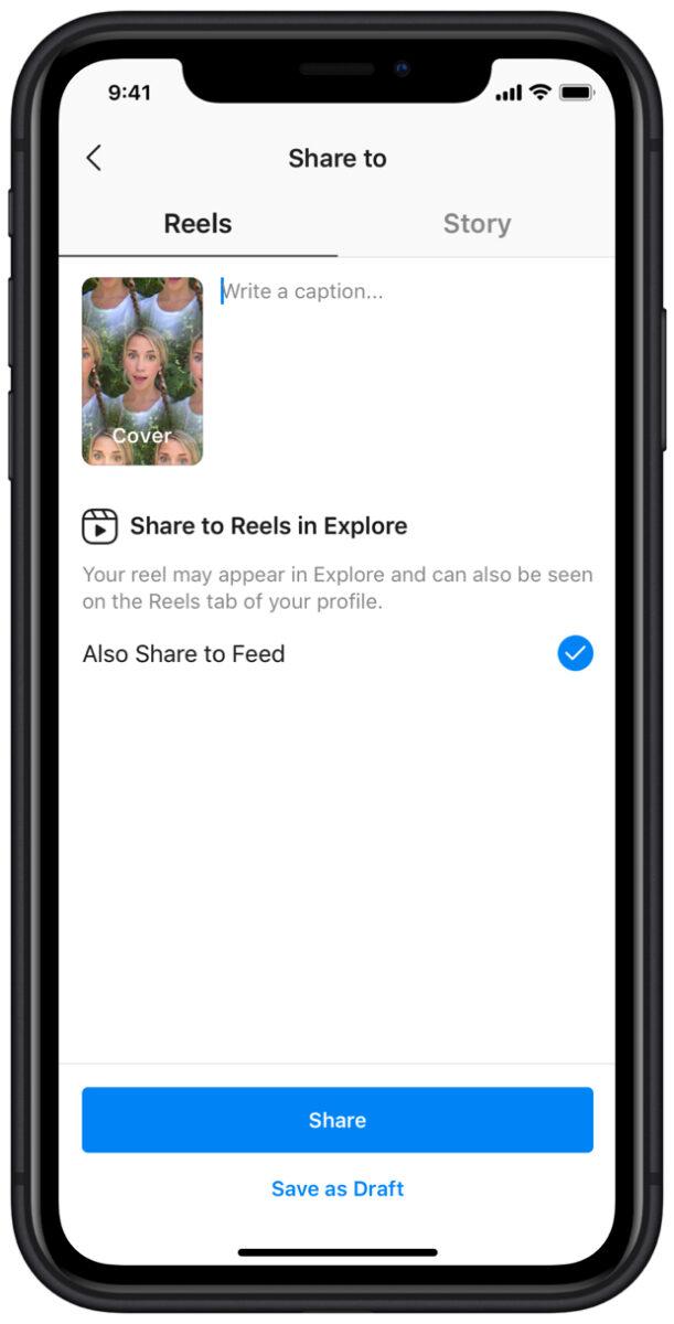 Instagram Reels porta i video brevi stile TikTok sul social fotografico