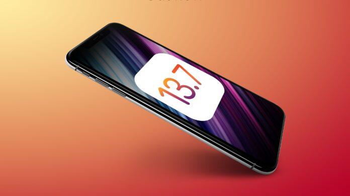 Apple invia la prima beta di iOS 13.7 agli sviluppatori con il nuovo sistema di notifica COVID-19