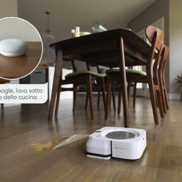 iRobot Genius reinventa la pulizia di casa con Home Intelligence