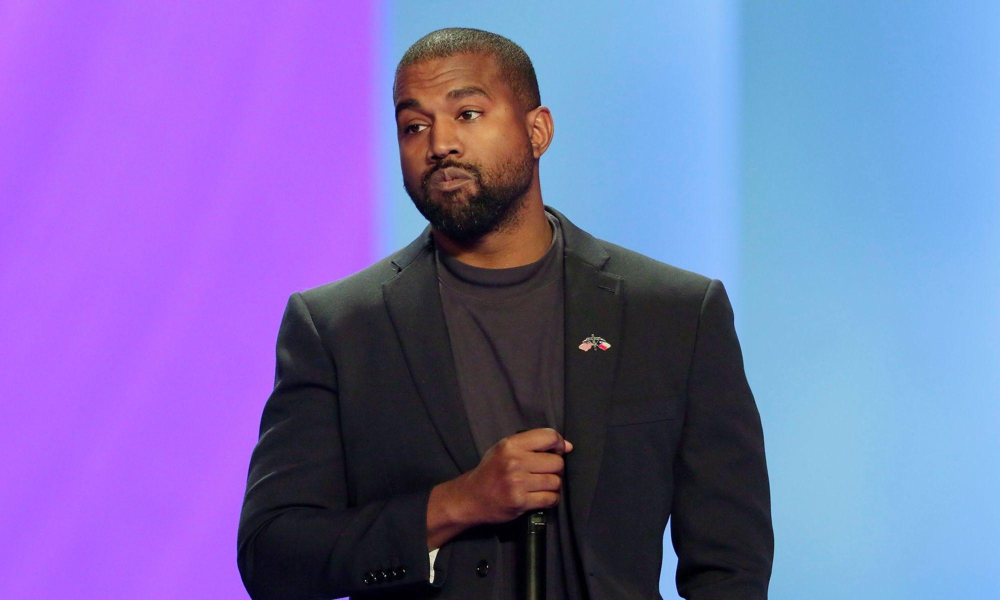 La campagna politica di Kanye West potrebbe naufragare per colpa di iPhone