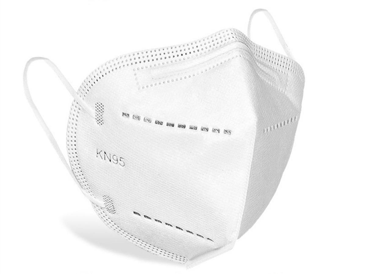Meno di 1 € per unità: mascherine N95 (FFP2), anche con spedizione gratis