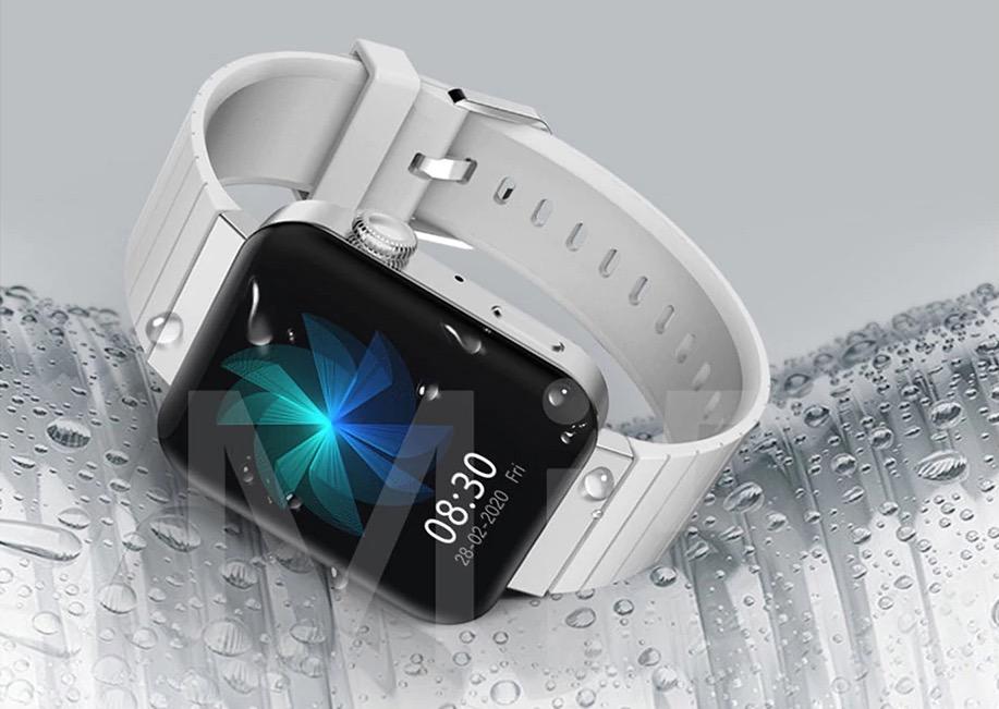 Il clone del Mi Watch di Xiaomi è servito a 17,19 euro in offerta lampop