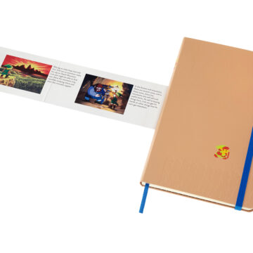 Moleskine presenta i taccuini The Legend of Zelda in edizione limitata