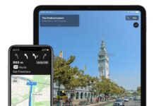 Apple espande la funzionalità Look Around Apple Maps in diverse città giapponesi