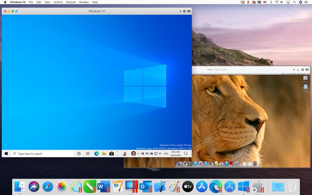 [NDA ore 9,01] Parallels Desktop 16 alza l'asticella dei virtualizzatori per usare Windows su Mac
