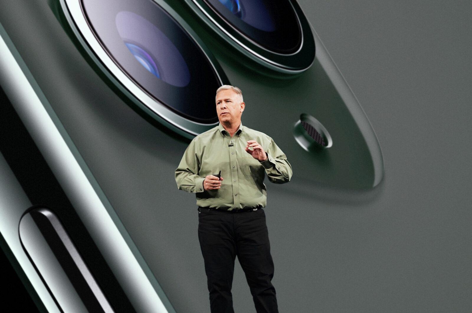 Phil Schiller lascia il ruolo di capo del marketing Apple