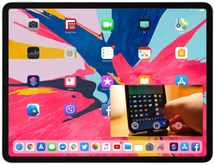 YouTube inizia a testare la modalità Picture-in-Picture su iPhone e iPad