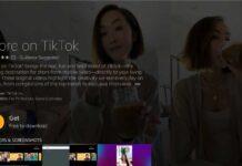 TikTok lancia la sua app per Fire TV