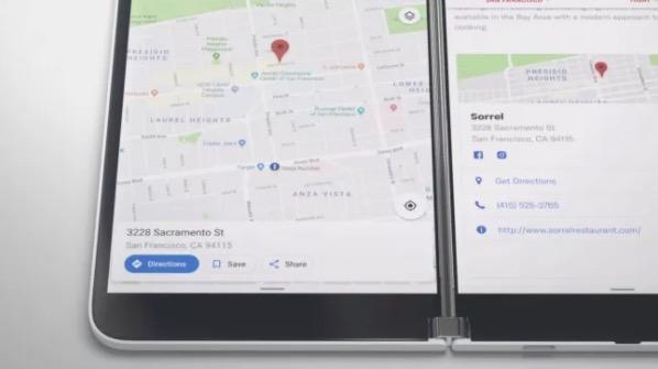 Tutto quel che dovete sapere su Microsoft Surface Duo