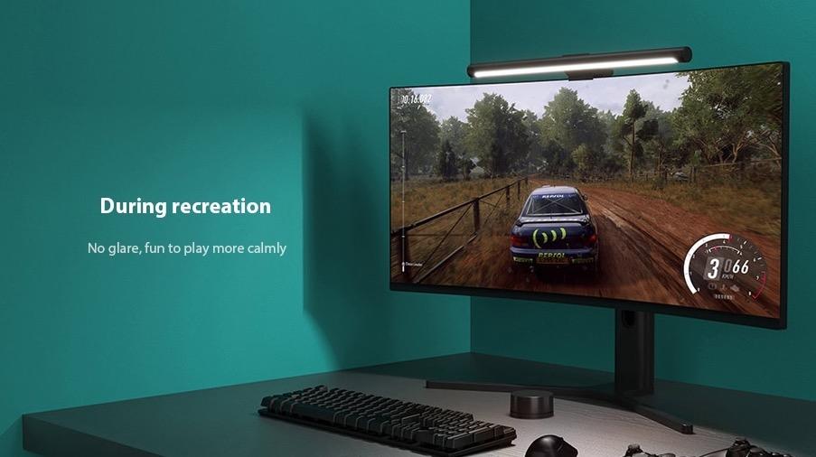 In offerta la lampada Xiaomi che vi salva la vista quando lavorate al PC o Mac