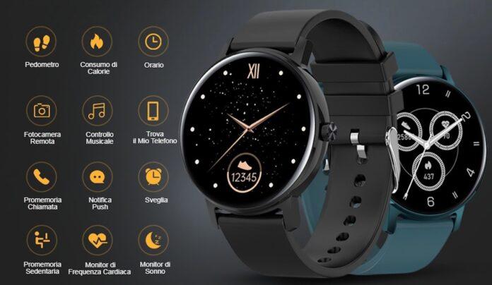 CORN WB05, l'orologio elegante e tradizionale con possibilità di chiamata a 34,40 euro in offerta lampo