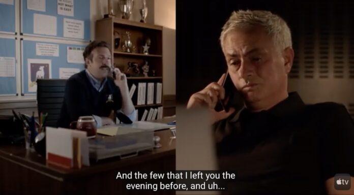 Dal Triplete a Ted Lasso: Mourinho offre i suoi consigli nello spot Apple TV+