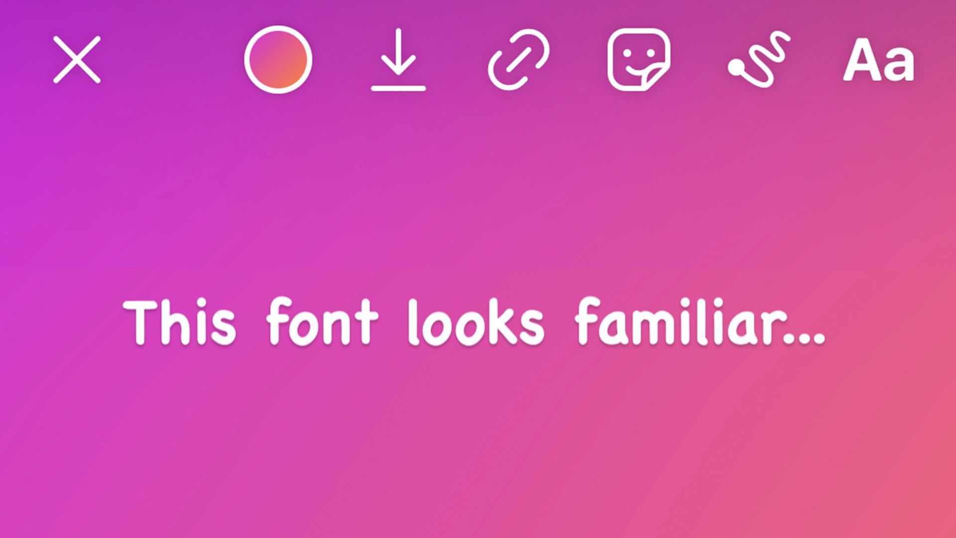 Instagram aggiunge nuovi font alle Storie, c'è pure il Comic Sans