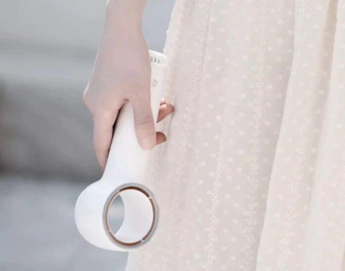 Caldo boia, domatelo con il ventilatore portatile Xiaomi F1 in sconto a 12 euro