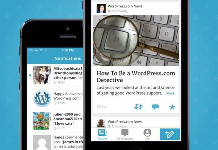 Apple impone a WordPress per iOS di avere funzioni di acquisto in app