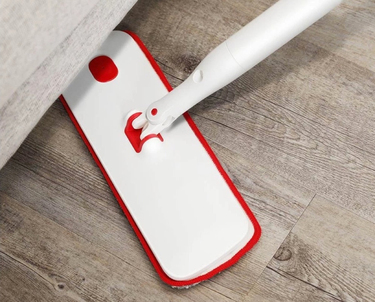 Il mocio Xiaomi Yijie per pulire casa in offerta a 22,09 euro