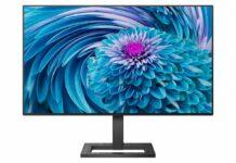 Nuova linea Philips Monitors E2 per video, gaming e design