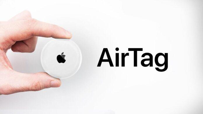 Tutto su AirTags