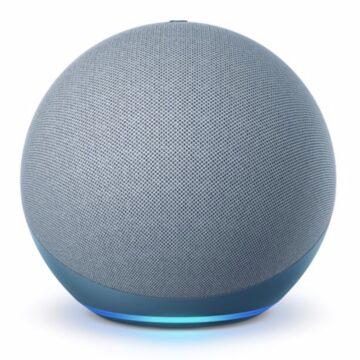 Tre Amazon Echo per i regali di Natale con Alexa: Echo 10