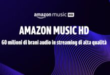 Amazon Music HD offre streaming audio in alta qualità ed è gratuito per 90 giorni