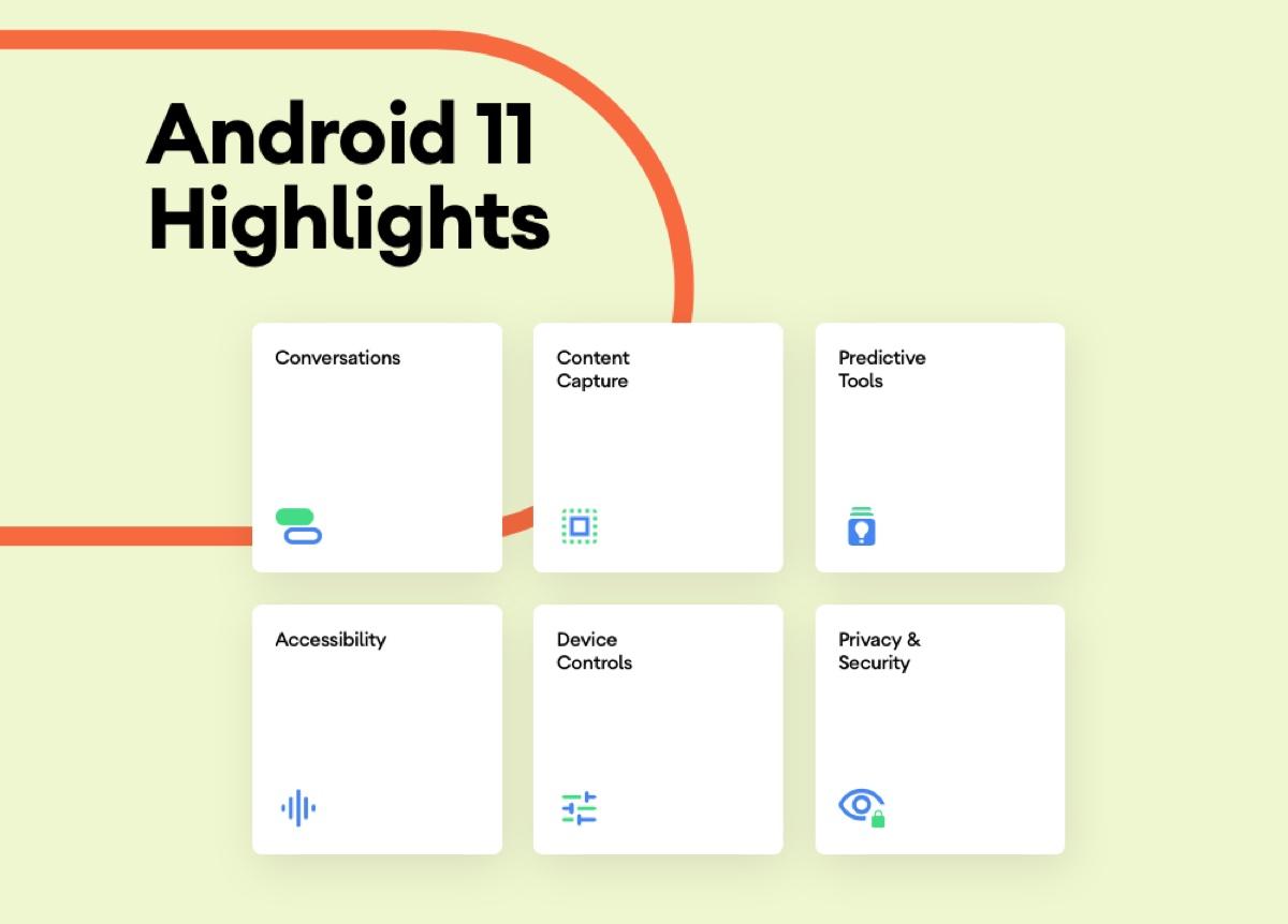 Android 11 è disponibile e non solo per i Google Pixel