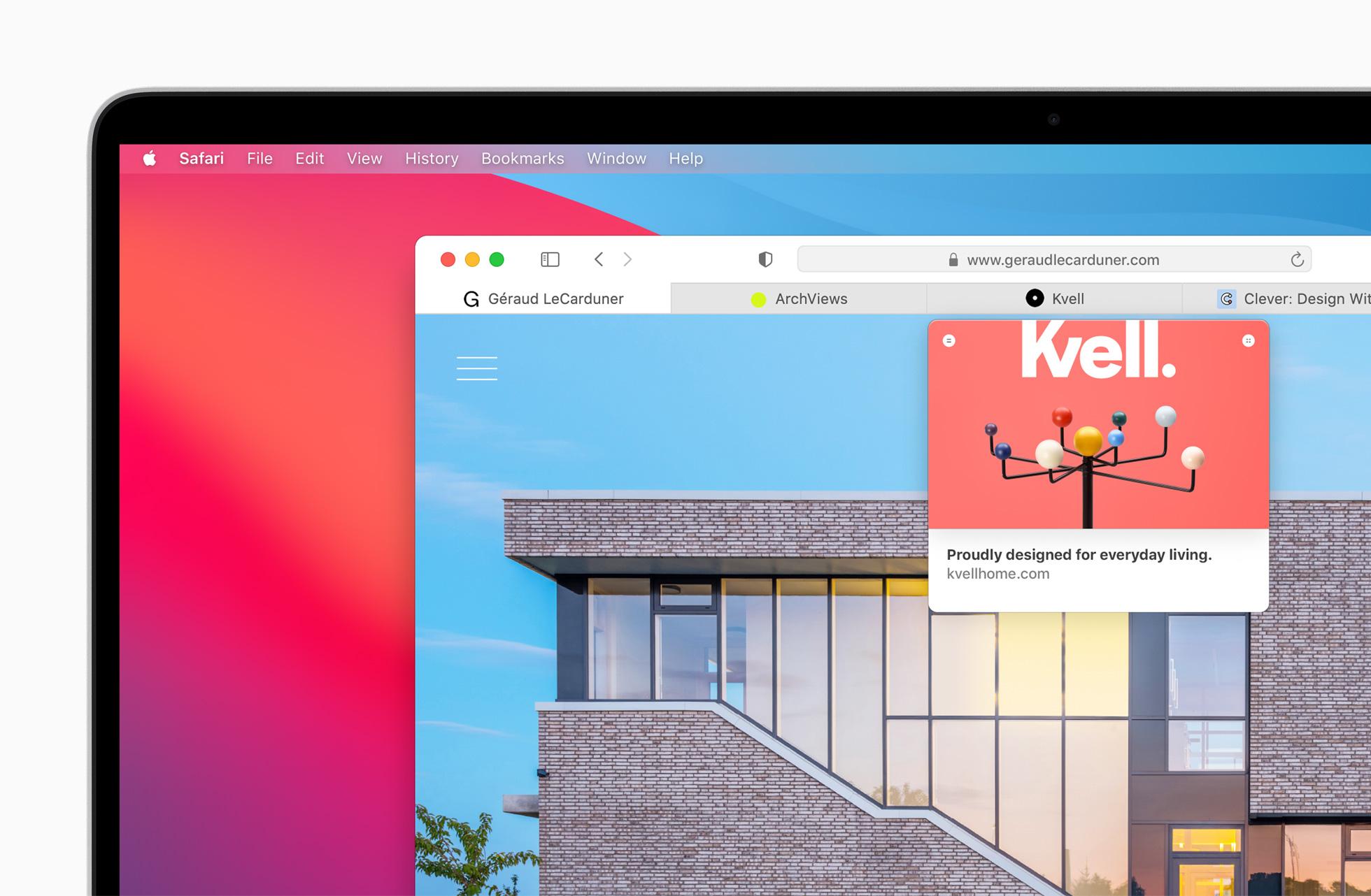 Apple ha rilasciato Safari 14 per Mac