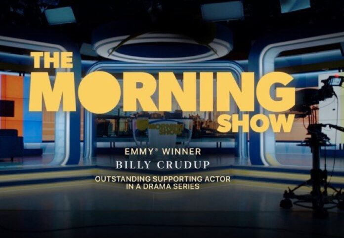 Apple TV+ vince il suo primo Emmy con The Morning Show