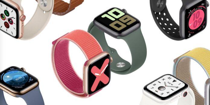 Apple Watch un nuovo design solo (forse) nel 2021