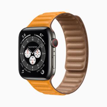 Apple Watch Series 6: novità varie e nuove funzioni per benessere e fitness