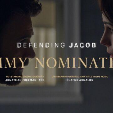 Apple celebra le 18 candidature agli Emmy tramite l'homepage del sito