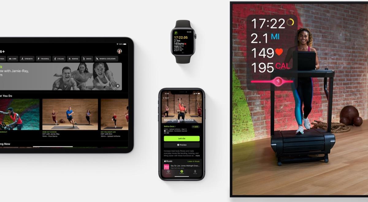 Apple Fitness+ è il nuovo abbonamento per la palestra digitale di Apple