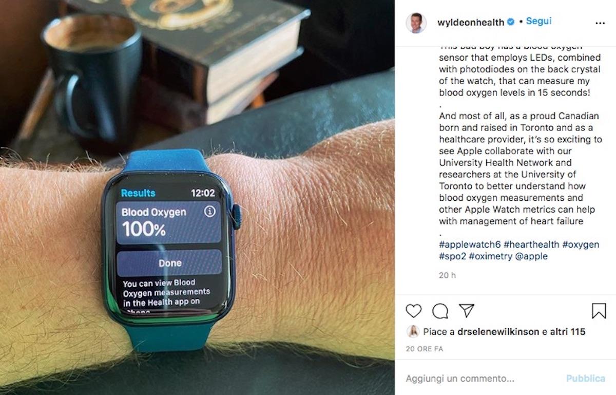 Apple Watch 6 inizia ad arrivare ai clienti di tutto il mondo