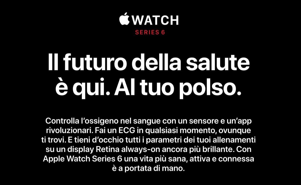 La salute secondo Apple