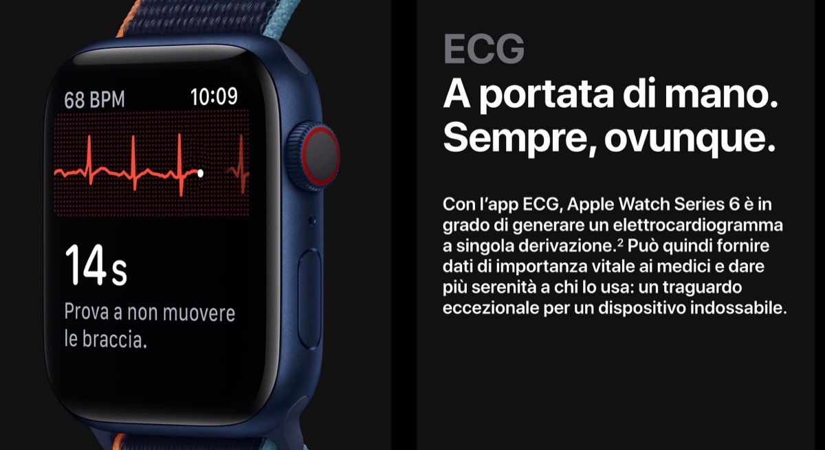 apple salute con apple watch