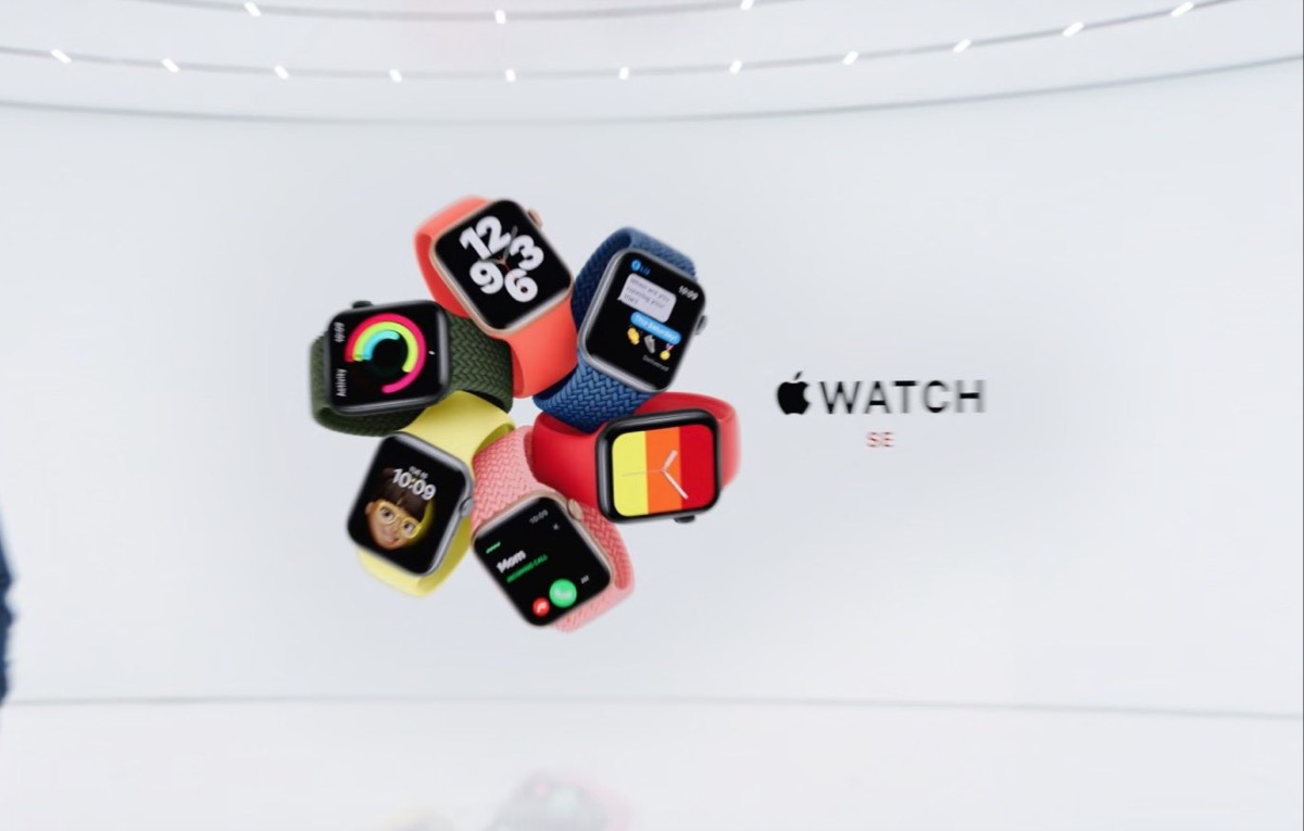 Apple Watch SE è un Serie 6 depotenziato, a misura di nonni e bambini