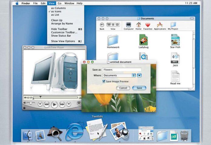 """Microsoft aveva creato un tema """"Aqua"""" per Windows XP"""