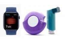 Apple lavora a una ricerca sull'asma: le crisi si potrebbero controllare con Apple Watch