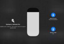 Nel nuovo firmware di AirPods Pro il supporto per l'Audio Spaziale e altre novità