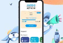 La startup italiana AWorld selezionata dall'ONU per la campagna contro il cambiamento climatico