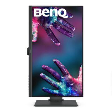 BenQ PD2705Q, il monitor 27″ per designer con USB-C