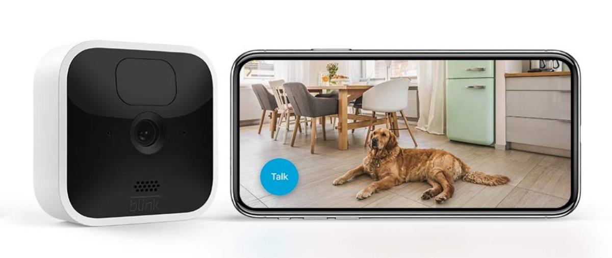 Videocamere Amazon Blink, autonomia record: possono funzionare fino a quattro anni