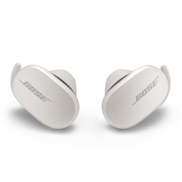 Bose Earbuds QuietComfort offrono 11 livelli di cancellazione rumore