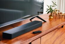 Bose Smart Soundbar 300 ha la tecnologia AirPlay 2 e il prezzo stuzzica