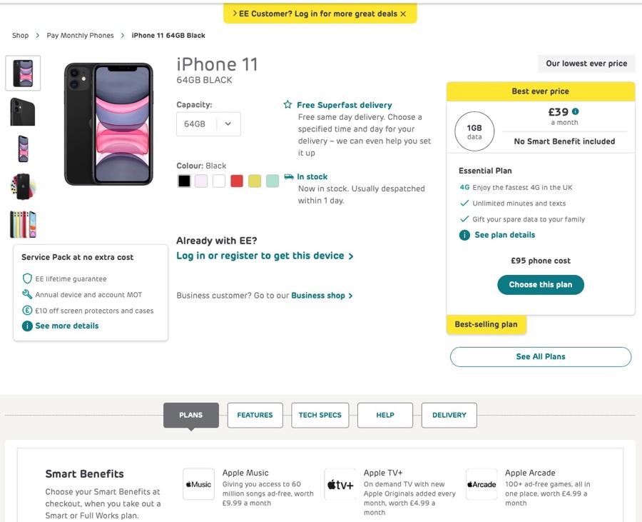 British Telecom «Gli iPhone 12 arrivano tra pochi giorni»